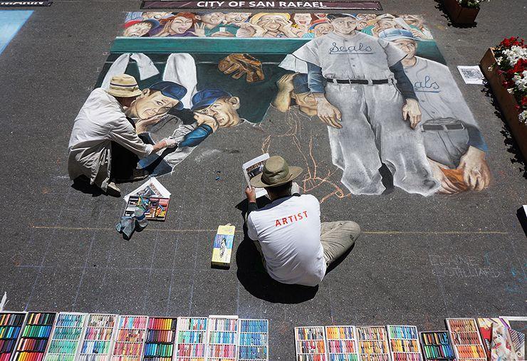街头艺术节