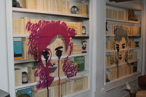 Street art bibo