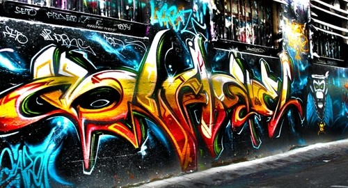 10 Facts you Don't know about Graffiti!